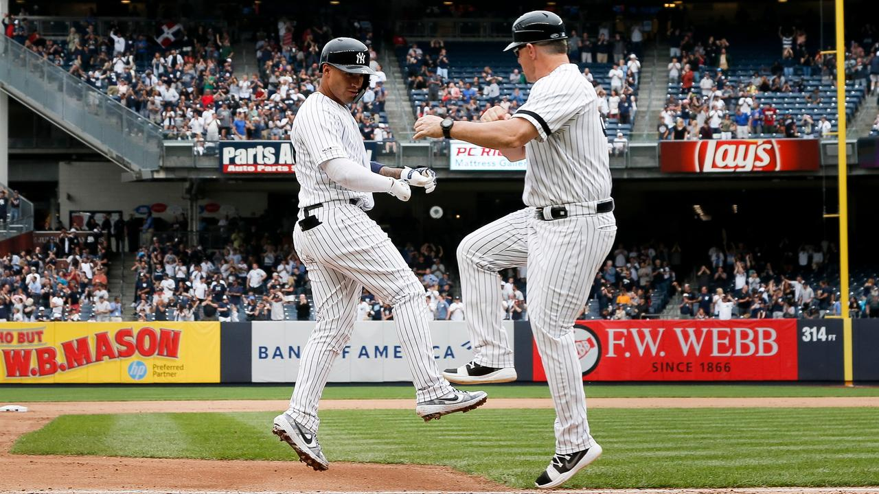 best website 7d6d2 77cdf New York Yankees set record with homeruns in 28 games in a ...