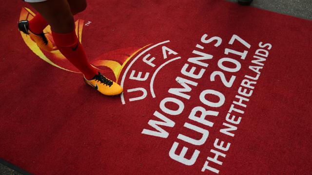 Overzicht: Uitslagen en programma EK vrouwen