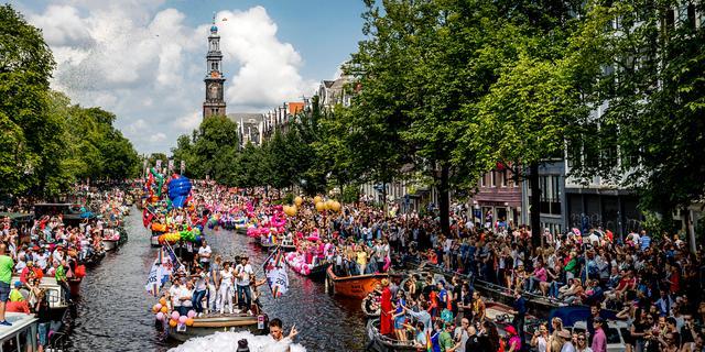 Amsterdam Gay Pride richt zich met nieuwe naam op breder publiek