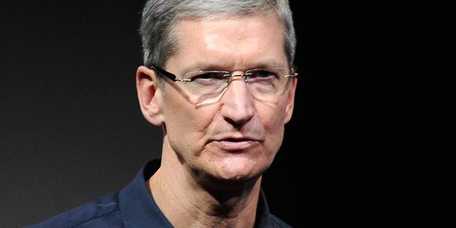 Apple-baas Tim Cook pleit voor privacycommissie in Verenigde Staten