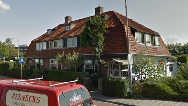 Sloop van huizen Willem Barentszstraat in Goes begonnen