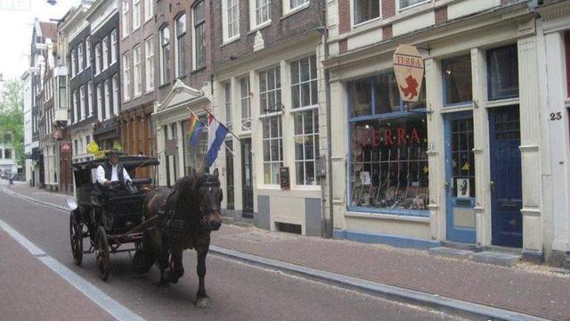 Gemeente Amsterdam: Geen paardenkoetsen meer in centrum