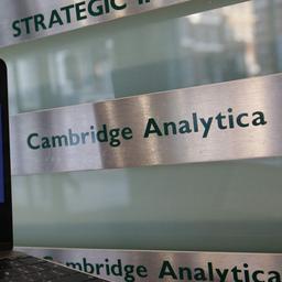 'VS onderzoekt Cambridge Analytica in datamisbruikzaak'