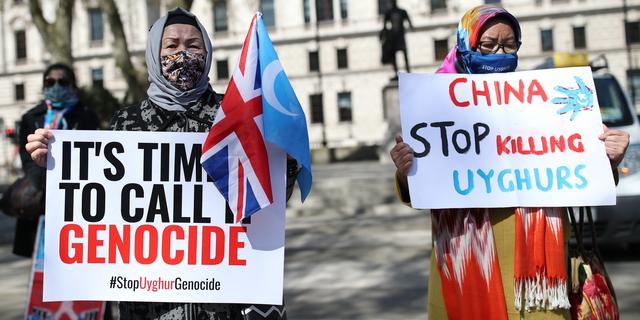 Ook Brits parlement vindt dat China genocide op Oeigoeren pleegt