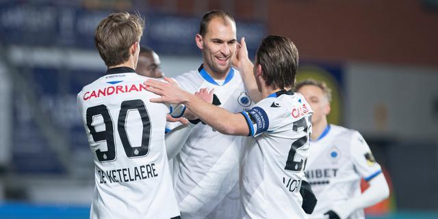Dost en Lang scoren voor Club Brugge, Inter verslaat Juventus in topper