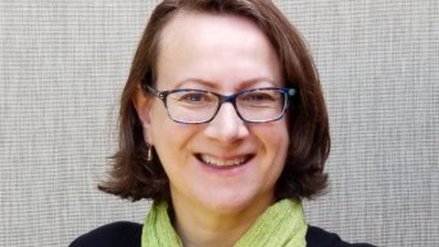 De Nederlandse microbioloog Elisabeth Bik.