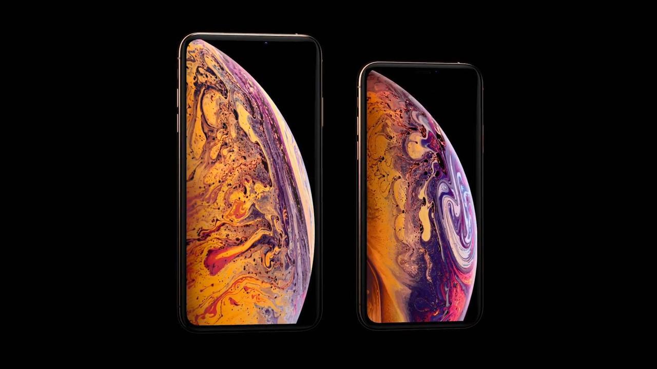 Zo zien de drie nieuwe iPhones en Apple Watch er uit