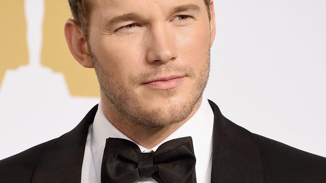 Chris Pratt wil mannen vaker als lustobject