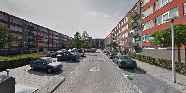 Peuter overleden na val van vierde verdieping wooncomplex in Utrecht