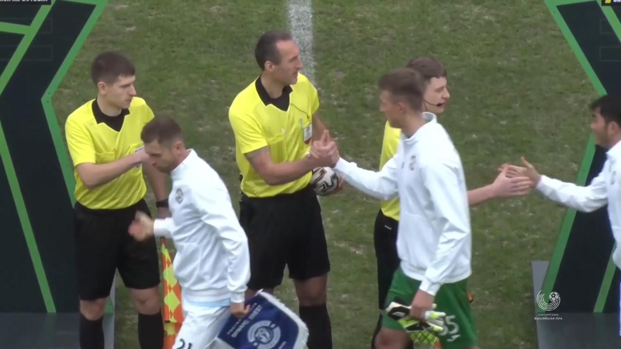 Wit-Russische voetbalcompetitie ondanks coronamaatregelen begonnen