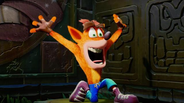 Heruitgave Crash Bandicoot-trilogie verschijnt 30 juni