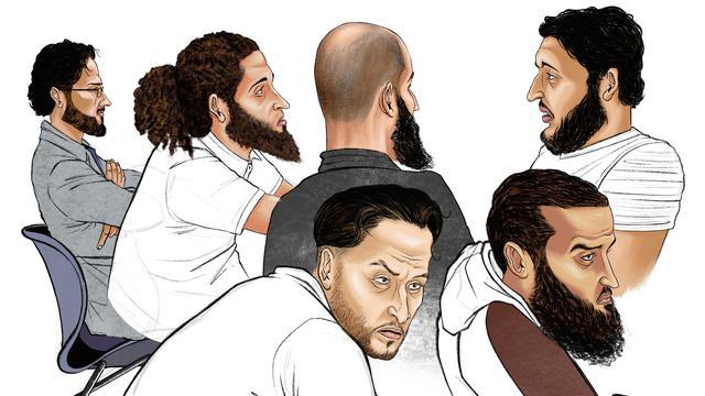 Tot 17 jaar cel voor plannen van grote terroristische aanslag in Nederland
