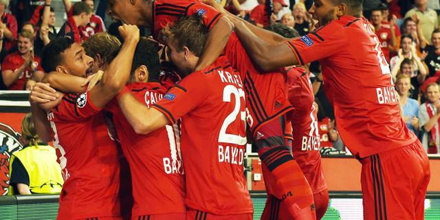 Bekijk hier de hoogtepunten van de Champions League-play-offs