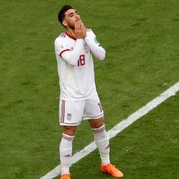 Jahanbakhsh op de bank bij Iran, Carvajal vervangt Nacho bij Spanje