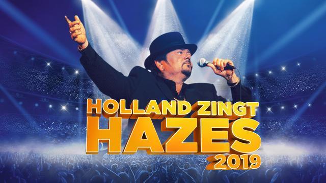 Vierde concertavond voor Holland Zingt Hazes 2019 in Ziggo Dome