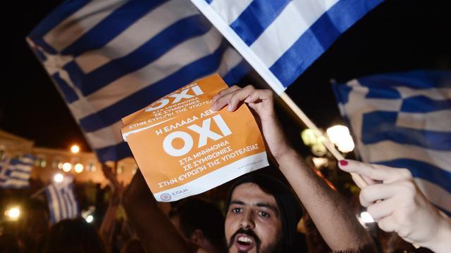 ABN Amro ziet grote kans op Grexit