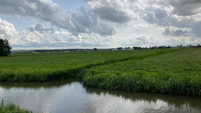 Zuidplas noemt het overstromingsrisico 'bijzonder klein'.