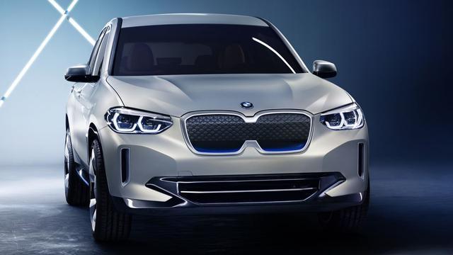 BMW toont zo goed als productierijpe elektrische X3