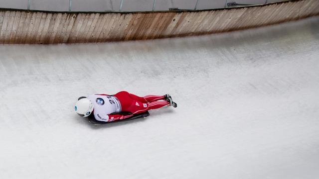 Debutante Kimberley Bos eindigt als achtste op WK skeleton