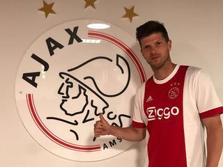 'Ik weet zeker dat Klaas-Jan een belangrijke rol voor Ajax gaat vervullen'