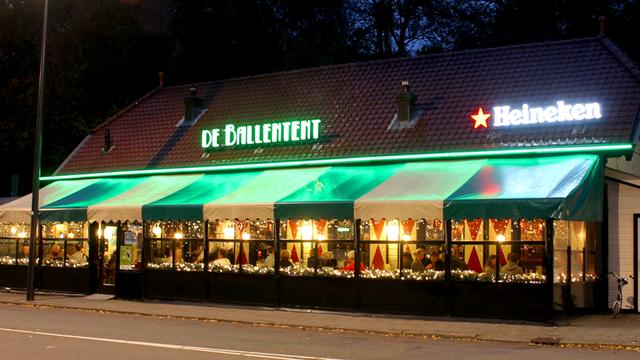 De Ballentent beste café van Rotterdam