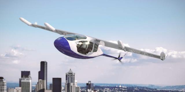 Rolls-Royce toont ontwerp voor vliegende taxi
