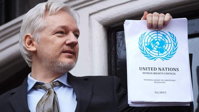 Wikileaks lekt komende weken nieuwe documenten verkiezingen VS