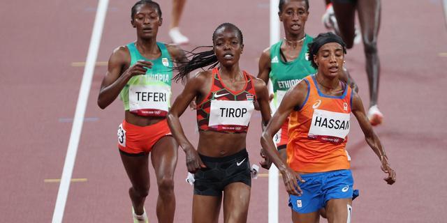 Keniaanse topatlete Tirop (25) in eigen woning doodgestoken
