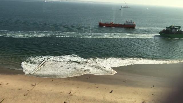 Politie start strafrechtelijk onderzoek naar vloedgolfincident Vlissingen