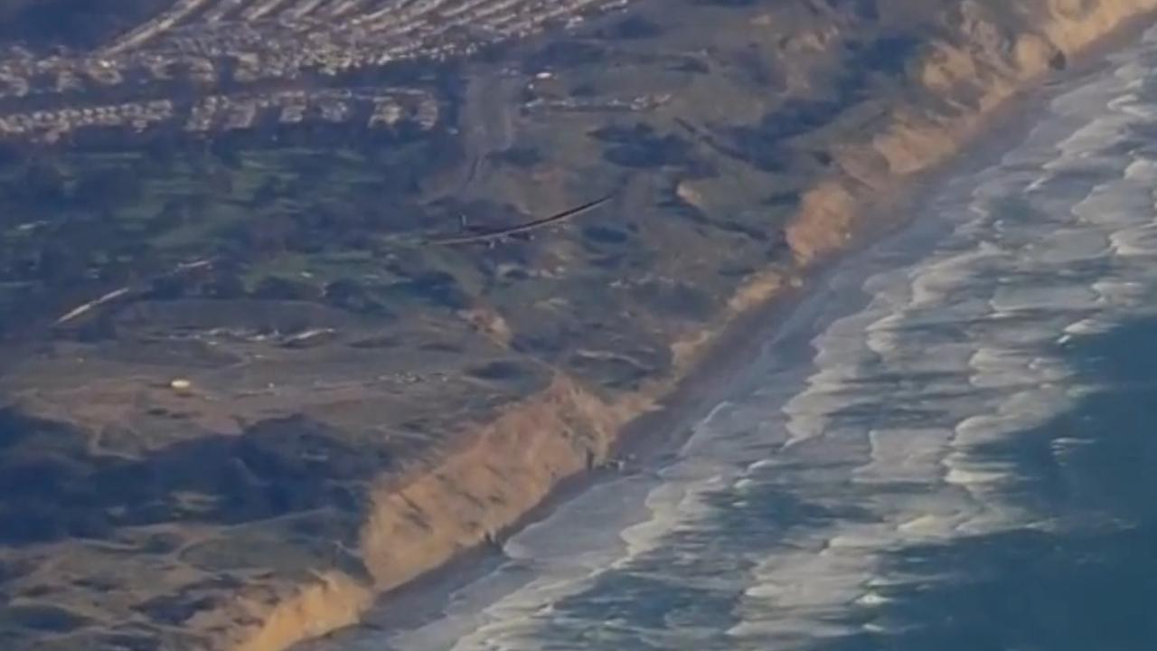 Zonnevliegtuig Solar Impulse bereikt San Francisco