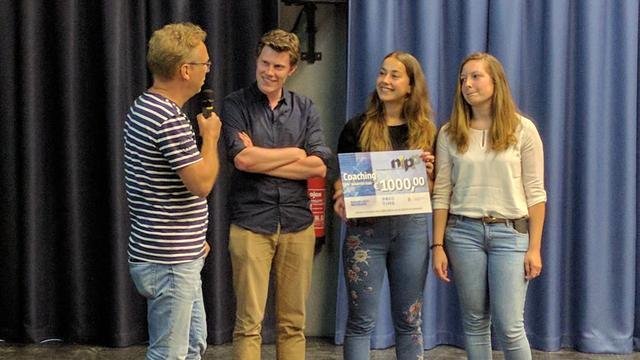 Studenten journalistiek winnen Noordelijke Innovatie Persprijs