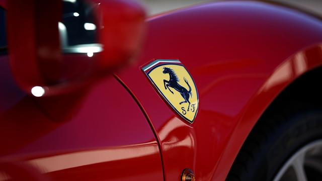 Sterke beursgang voor autofabrikant Ferrari