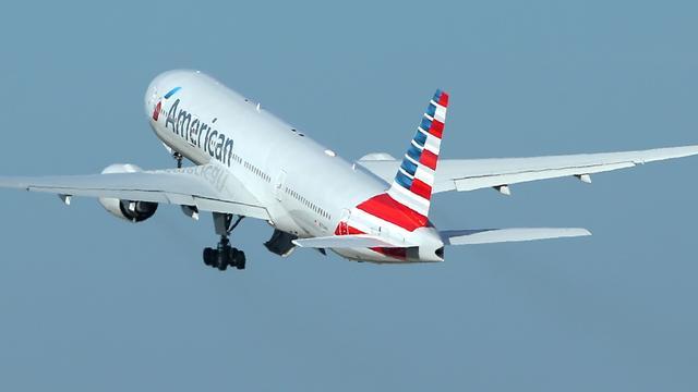 Recordwinst voor American Airlines
