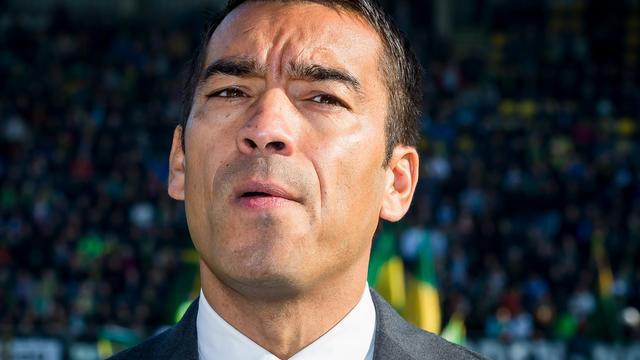 Van Bronckhorst noemt optreden Feyenoord 'onbegrijpelijk'