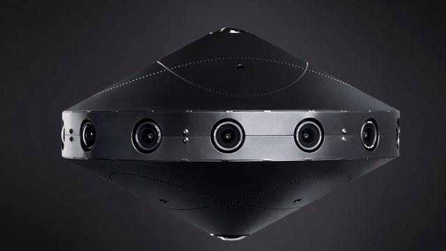 Facebook presenteert open source 360 graden VR-camera