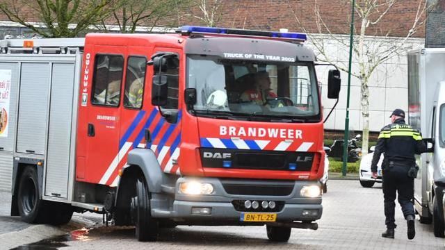 Verdacht pakket in Leusden was bombrief, explosief onklaar gemaakt