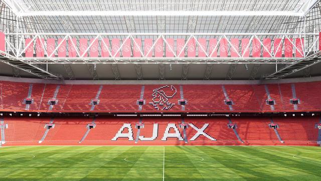 Supportersgroep boos op Ajax om aankondigen verwijderen muurschildering