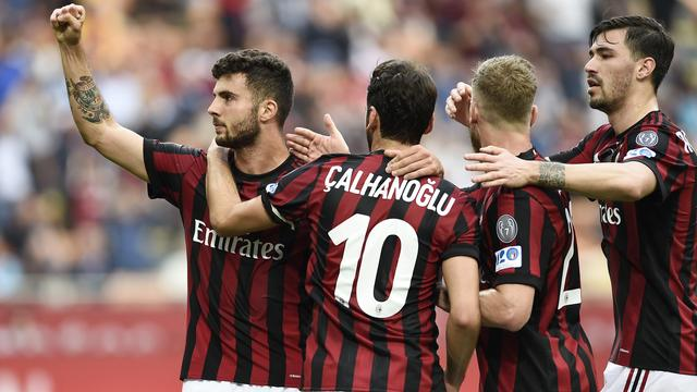 UEFA dreigt AC Milan uit te sluiten van Europees voetbal