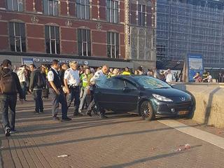 Huis van de 45-jarige Amsterdammer doorzocht