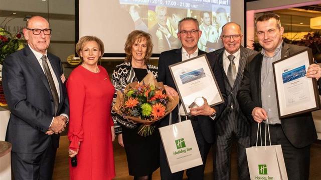 Broers Van Limpt benoemd tot Ondernemers van het Jaar in regio Eindhoven
