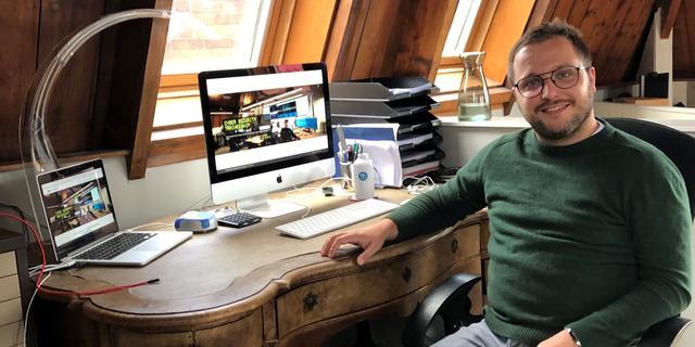 Carrièreswitch: Jurist Jeroen werd cybersecurityspecialist