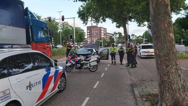 Politie pakt voortvluchtige verdachte op bij Augustinianum in Eindhoven