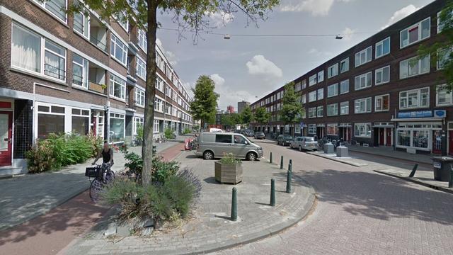 Politie onderzoekt mislukte overval winkel Willem Buytewechstraat