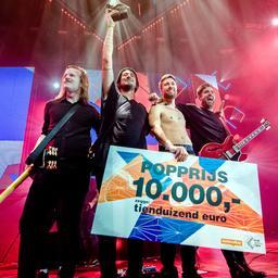 Kensington wint Popprijs 2017