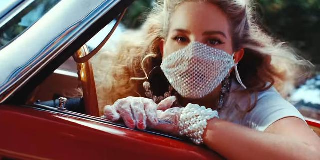 Lana Del Rey stopt met sociale media: 'Werkzaamheden vereisen privacy'