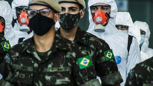 Brazilië ziet aantal coronadoden in vijftig dagen verdubbelen tot 100.000