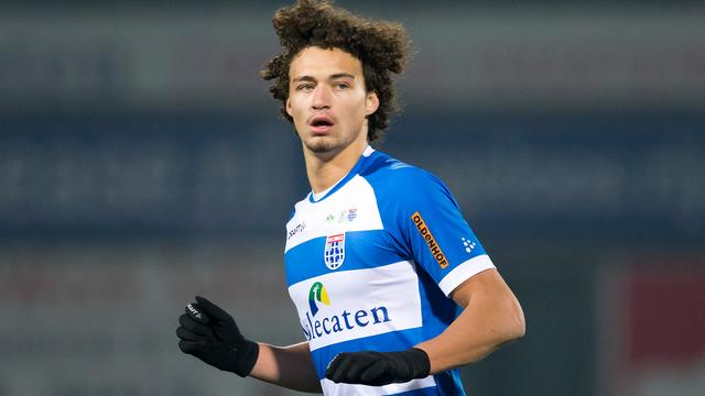 'PEC Zwolle in gesprek met Manchester City over transfer Sandler'