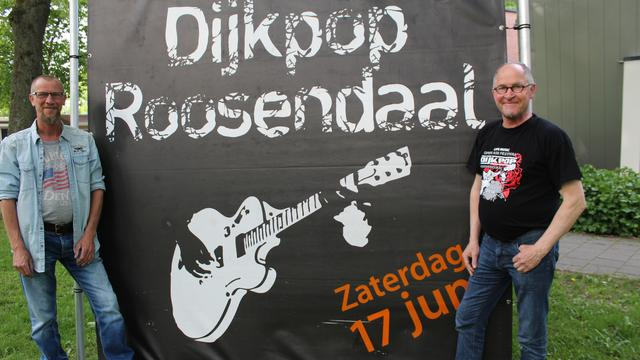 Overzicht: dit is er te zien op Dijkpop in Roosendaal