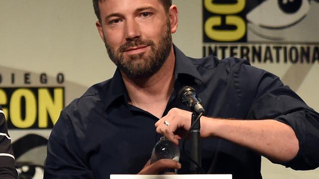 Ben Affleck gaat nieuwe film The Batman toch niet regisseren