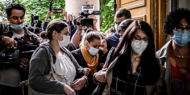 Schuldig aan moord, toch vrijgelaten: opluchting in Frankrijk